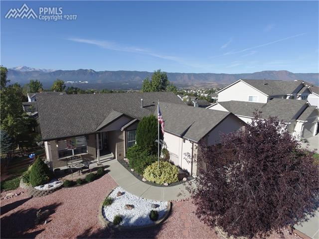 15430 Benchley Drive, Gleneagle in El Paso County, CO 80921 Home for Sale