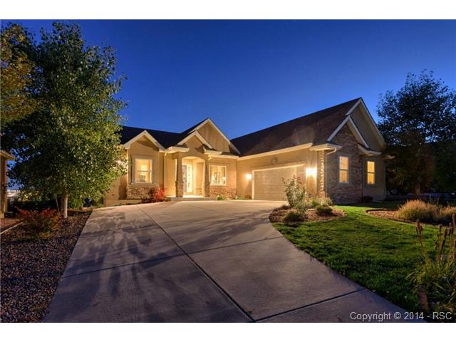 One of Fort Carson 5 Bedroom Ranch Homes for Sale