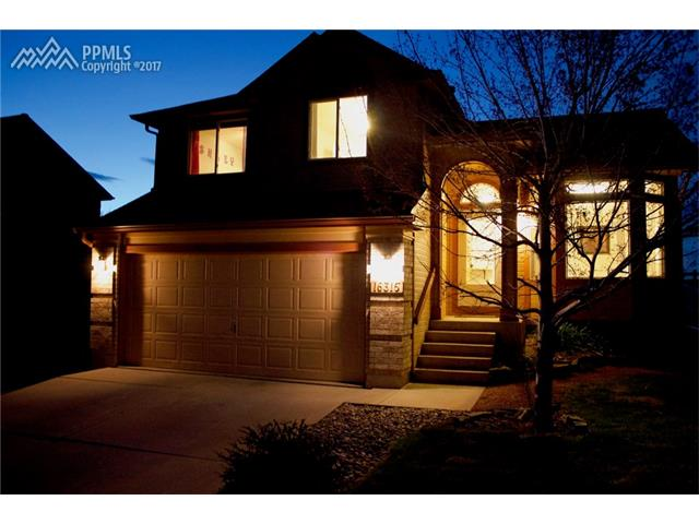 16315 Windy Creek Drive, Woodmoor in El Paso County, CO 80132 Home for Sale