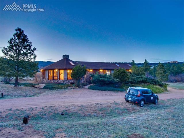 3780 Sierra Vista Road, Woodmoor in El Paso County, CO 80132 Home for Sale