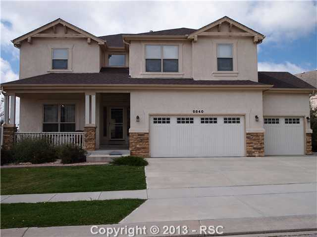 One of Colorado Springs 5 Bedroom Ranch Homes for Sale